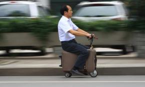 CHINA-AUTO-INVENTION-LEISURE