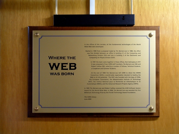 Where_the_WEB_was_born